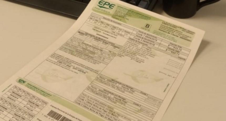 La EPE lanzó un diseño sustentable para las facturas