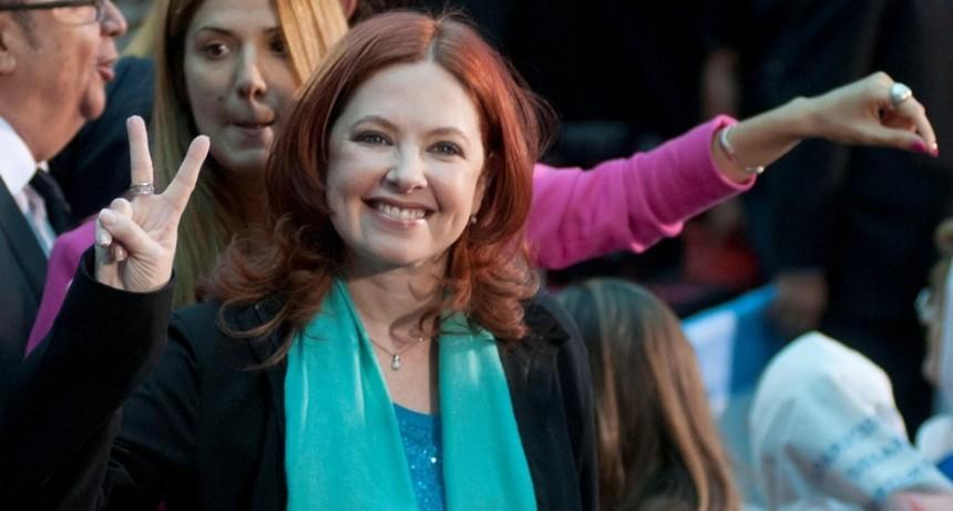 Andrea del Boca y Julio De Vido van a juicio oral por la novela Mamá Corazón
