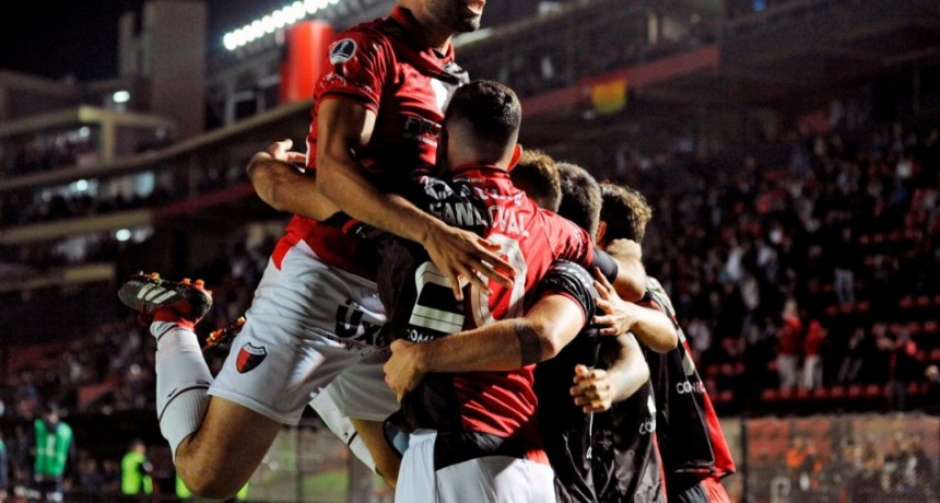 Colón clasificó a la próxima fase de la Copa Sudamericana