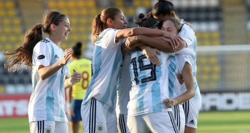 Argentina, candidata a organizar el Mundial de fútbol femenino 2023