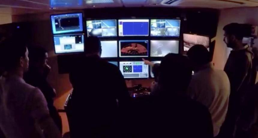 Familiares de tripulantes del ARA San Juan accederán a las imágenes del submarino hundido