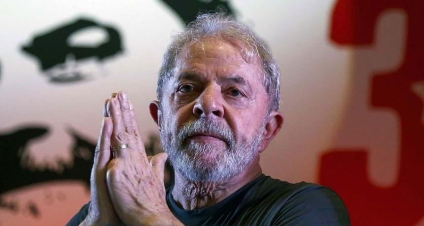 Redujeron la condena de Lula Da Silva