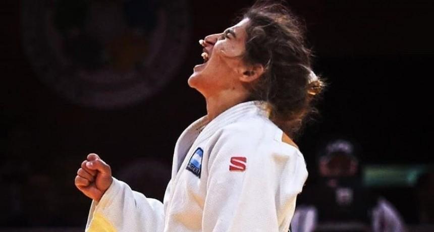Paula Pareto ganó la medalla de oro en el Panamericano