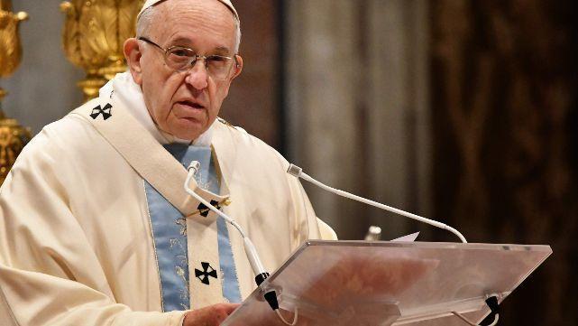 La advertencia del Papa a los jóvenes sobre internet, sexualidad y machismo