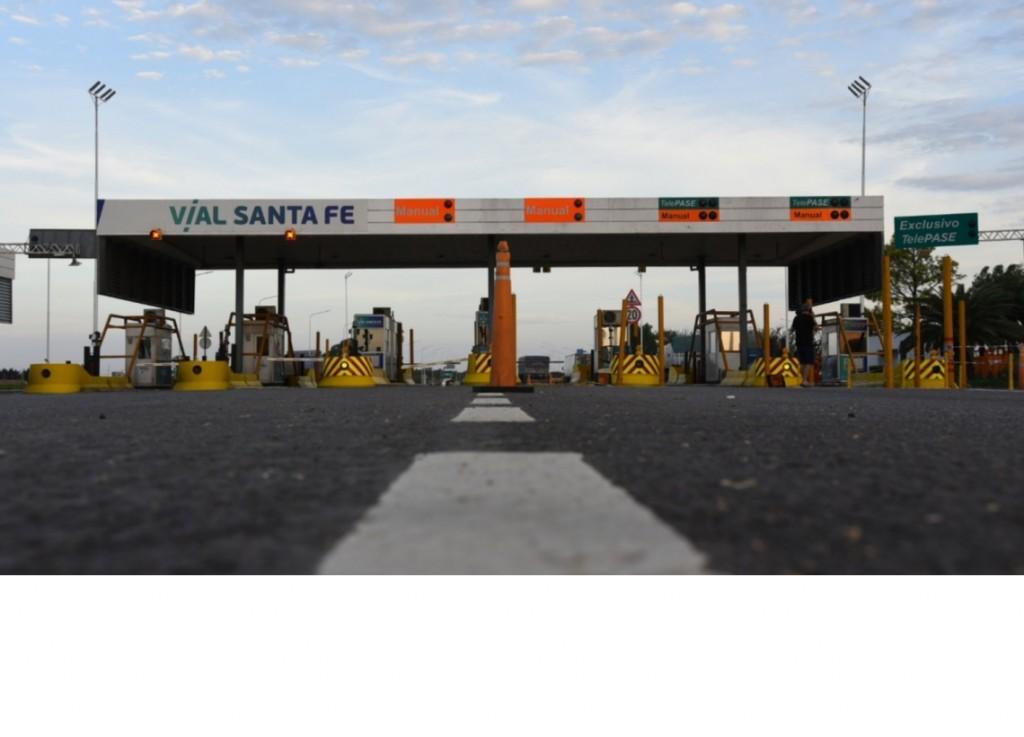 La provincia se hará cargo de la Autopista Santa Fe – Rosario