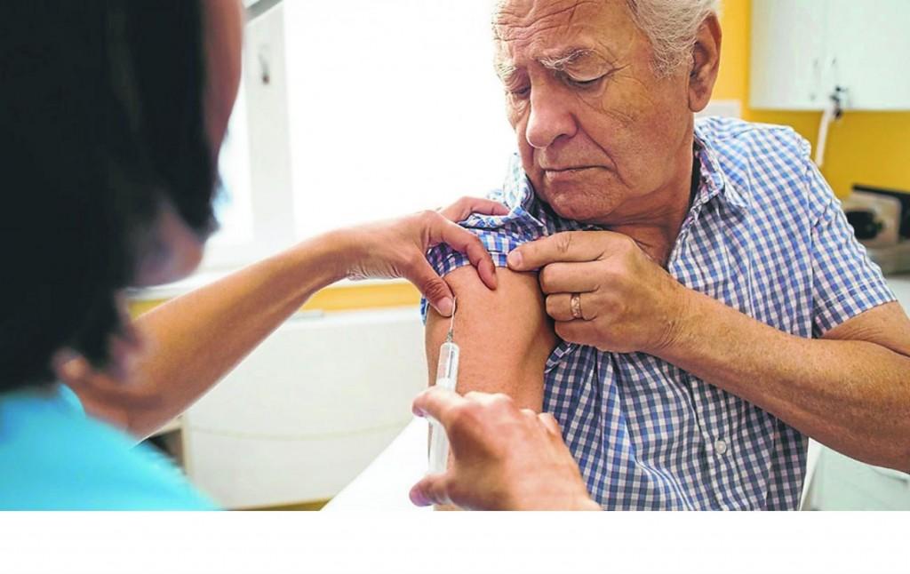 Comienza hoy la campaña de vacunación antigripal para afiliados a Pami en la provincia de Santa Fe