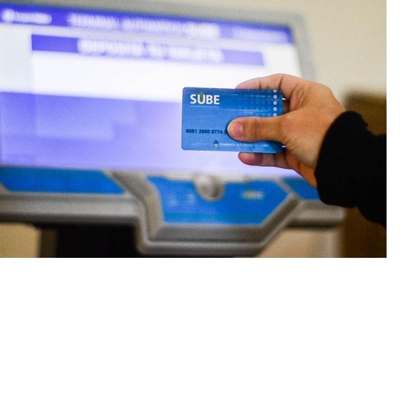 La Municipalidad recuerda que se amplió el saldo negativo de la tarjeta SUBE