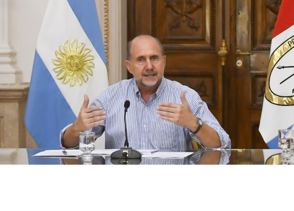 """Perotti: """"La reacción ha sido positiva en la provincia para reorganizar la atención bancaria"""""""
