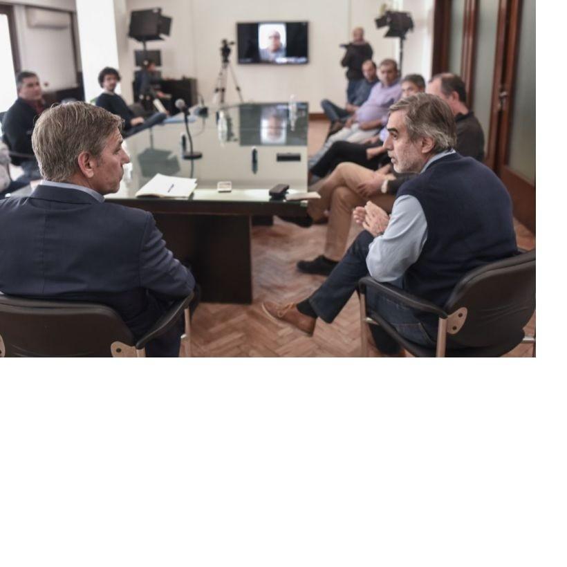 El Ente de Coordinación del Área Metropolitana acordó acciones conjuntas