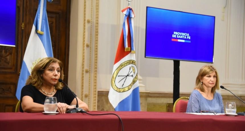El Ministerio de Salud de Santa Fe brindó detalles sobre la circulación del virus en la provincia
