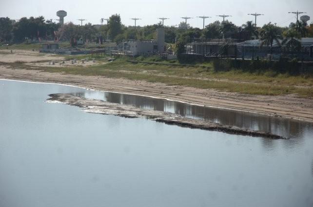 Pronostican que el Río Paraná se mantendría por debajo del metro