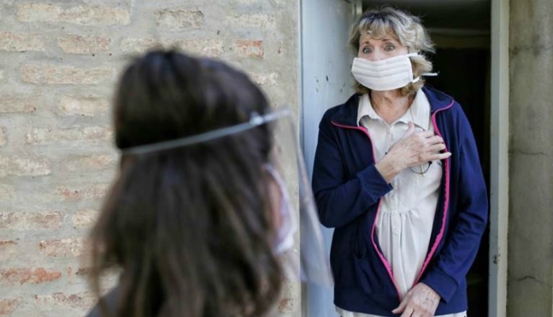 Capacitación para cuidadores de personas mayores en el marco de la pandemia