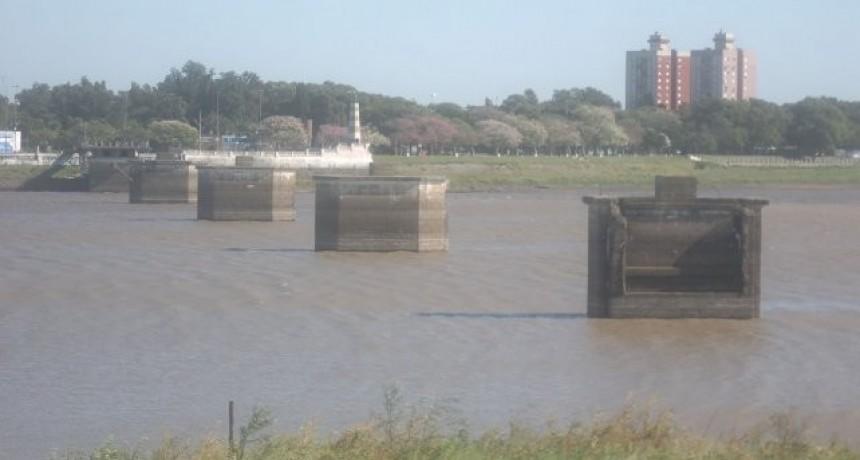 El río Paraná tiene el nivel más bajo de los últimos 40 años