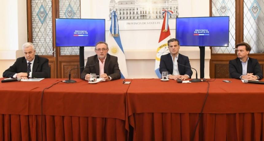 La provincia brindó detalles del Protocolo de Acción para el Sector Agroalimentario y anunció un acuerdo para favorecer el comercio digital