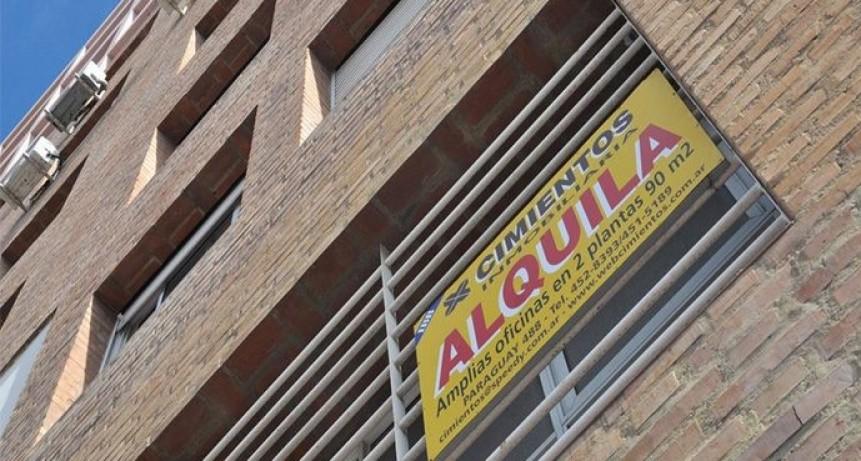 Inmobiliarias pidieron operar aunque sea de manera restringida