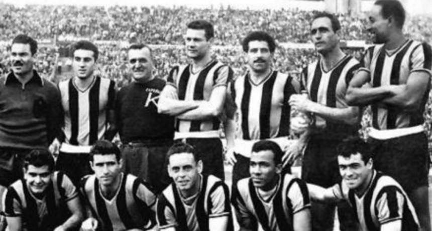 A 60 años del primer partido en la historia de la Copa Libertadores