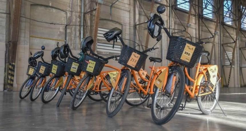 La Municipalidad pone a disposición bicicletas para los trabajadores de la salud pública