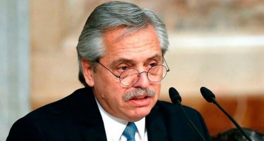 Alberto Fernández analiza extender la cuarentena hasta el 10 de mayo inclusive