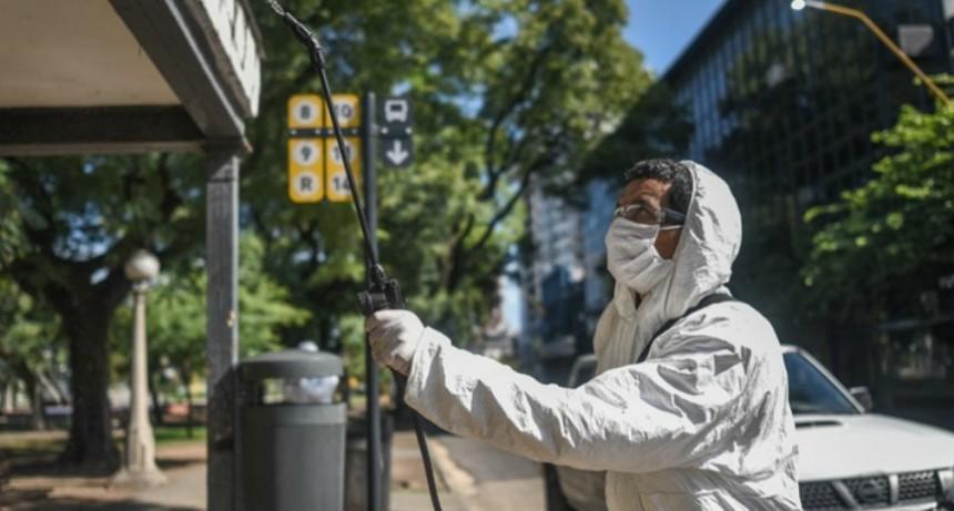 Informe sobre las actuaciones municipales en el marco de la pandemia de COVID-19 (25-04-20)