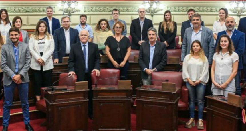 """El Frente Progresista quiere modificar el """"compre local"""" para favorecer a empresas santafesinas"""