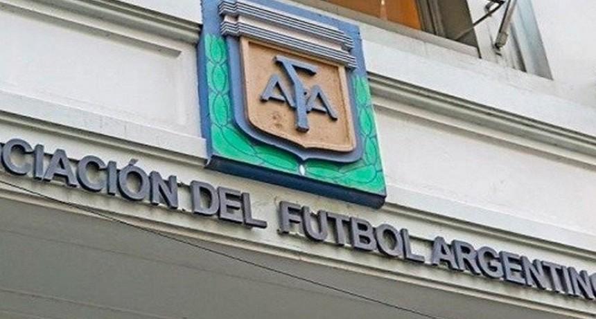 La AFA decidió dar por terminadas las temporadas actuales de todo el fútbol argentino