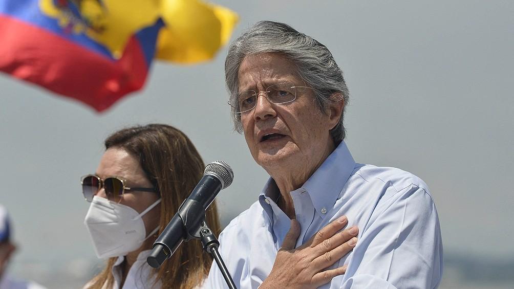 Guillermo Lasso ganó el balotaje y será el nuevo presidente de Ecuador
