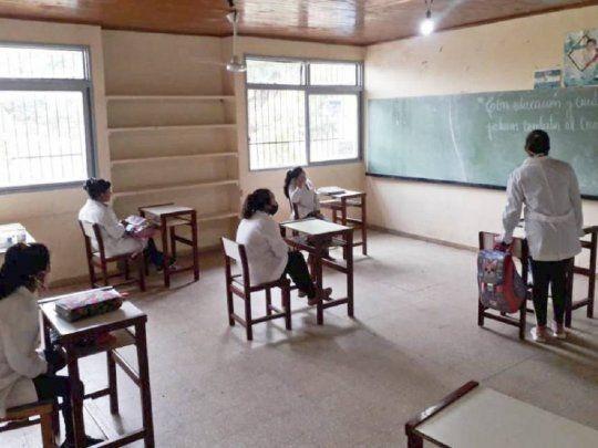 AMSAFE pidió la suspensión de las clases presenciales en localidades de