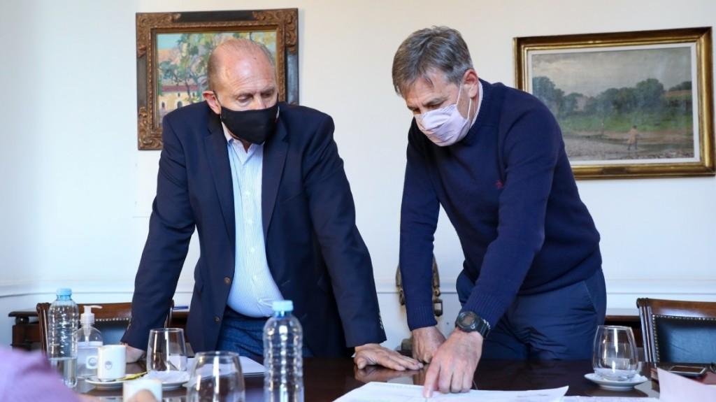 """Perotti: """"El Plan Incluir busca trabajar coordinadamente y sumar esfuerzos"""""""