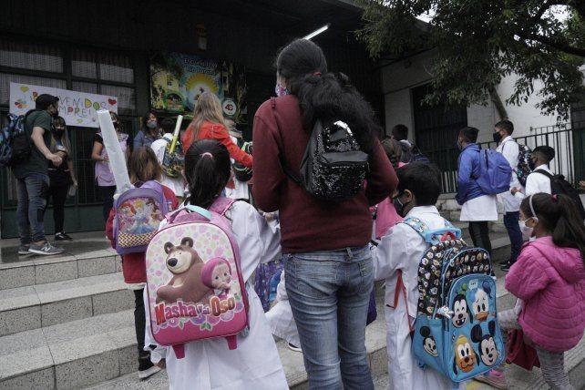 Las clases presenciales no generaron un aumento de contagios en alumnos