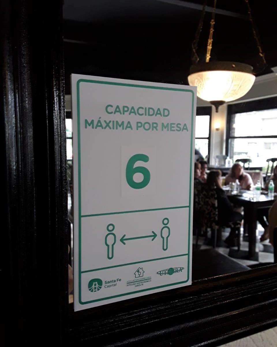 La Municipalidad relevó más de 100 bares y restaurantes