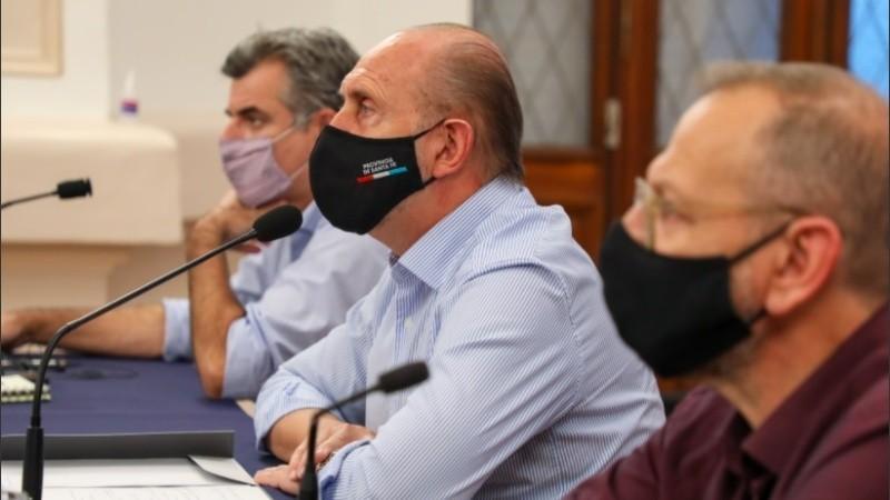 Coronavirus: Perotti pidió a intendentes el compromiso contra la segunda ola