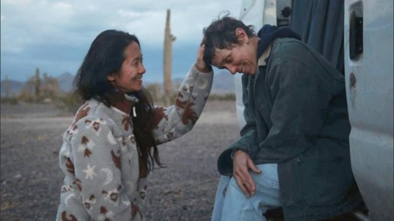 Tierra de premios: Nomadland ganó el Oscar a la Mejor película