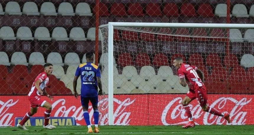 Unión venció a Boca y lo pasó en la tabla de clasificación