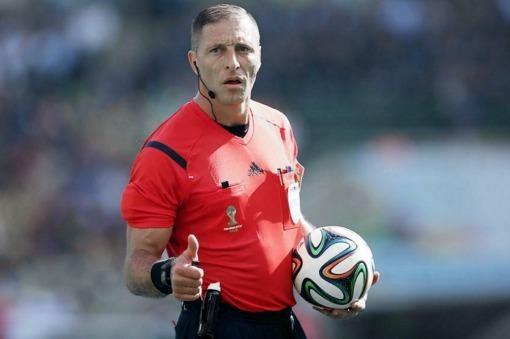 Pitana será el árbitro argentino en los Juegos Olímpicos de Río 2016