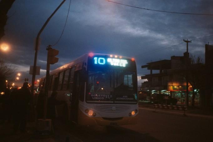 Tras los robos, la línea 10 cambia su recorrido