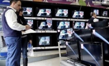 Las ventas minoristas cayeron 6,6% en abril