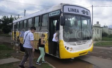 Desde el proximo lunes comienza a regir el nuevo precio en el boleto del Transporte Publico