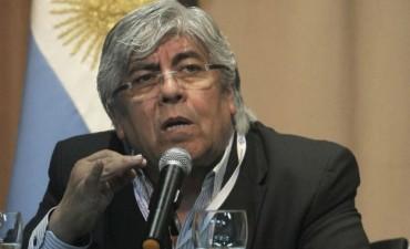 El sindicalista Hugo Moyano reveló que le gustaría ser el presidente de la AFA