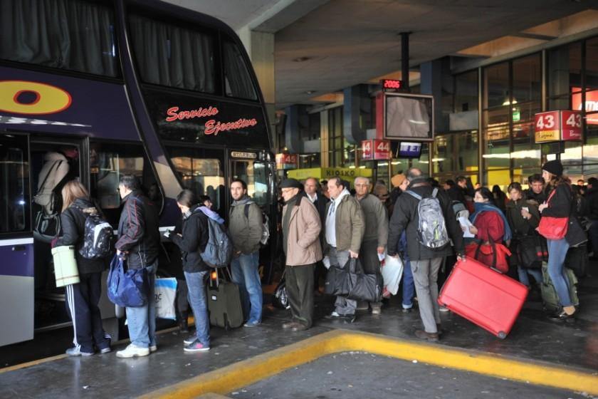 Feriado del 1° de mayo: los turistas gastaron 440 millones de pesos