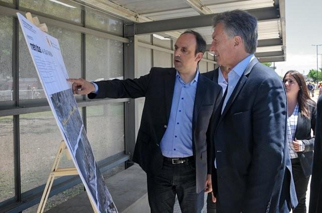 Macri y Corral inaugurarán el Metrofé de avenida Blas Parera