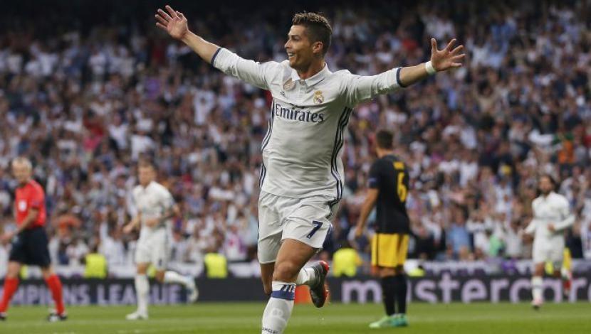 El Real venció al Atlético en la primera semifinal de la Champions League
