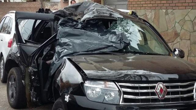 Un joven de 23 años murió en un accidente en la Costanera y Salvador del Carril