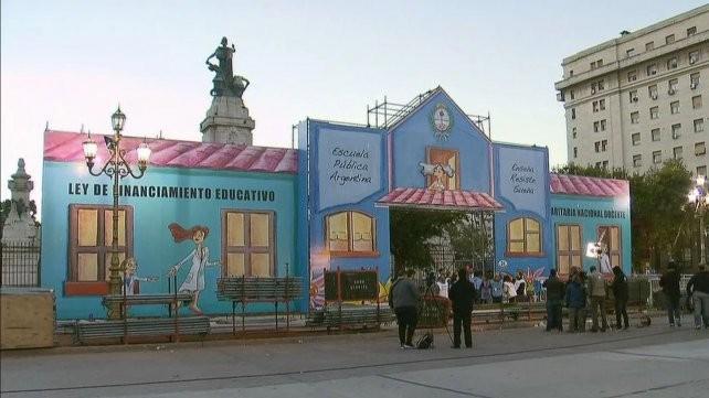 La escuela itinerante llegaría a Santa Fe en junio