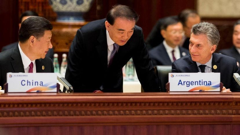 Macri convocó a empresarios chinos para que Argentina sea