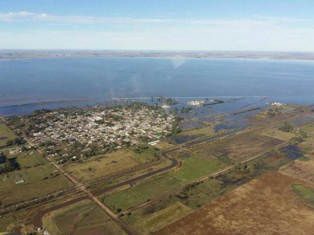 La emergencia hídrica para toda la provincia de Santa Fe ya es ley