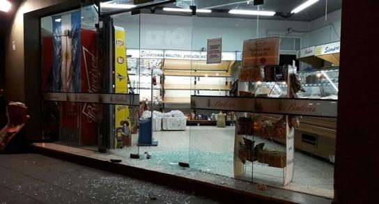 Volvieron a robar la panadería de J.J. Paso y San Lorenzo
