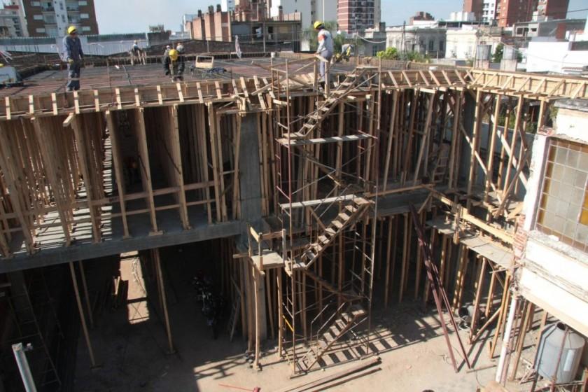 El nuevo edificio del Instituto 12 estará terminado en agosto