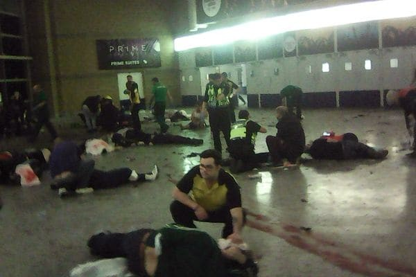 El Estado Islámico reivindica el atentado de Manchester