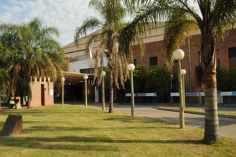 Graves incidentes en el hospital de Niños: una médica resultó herida