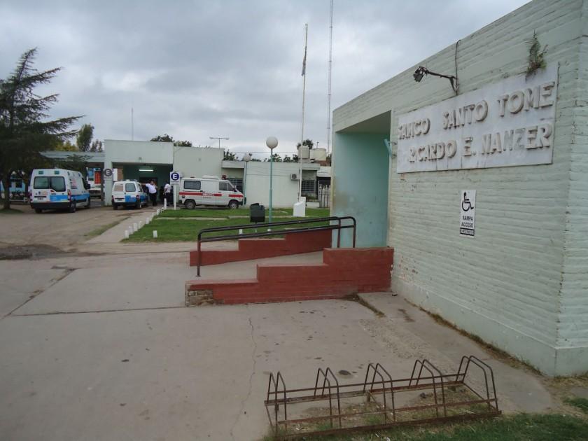 Santo Tomé: una joven fue brutalmente golpeada por su expareja